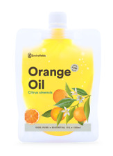 ORANGE SWEET ESSENTIAL OIL - PURE - 100ML - AROMATHERAPY GRADE** FREE SHIPPING**