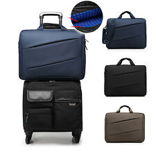 Briefcase Business Messenger 17'' inch Laptop Computer Notebook Travel Hand Bag
