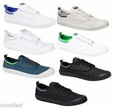 MENS WOMENS DUNLOP VOLLEY INTERNATIONAL CANVAS UX AUS SNEAKERS SHOES CASUAL