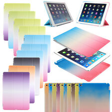 Magnetic Stand Smart Case Flip Slim Leather Cover Skin For iPad Mini 2 3 4 Air 2