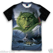 Grinch Stole character T-shirt 3D print Cool New Sizes XS to 5XL Russian Sports