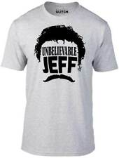 Unbelievable Jeff T-Shirt - Funny t shirt retro Chris Kamara Kammy football joke