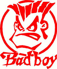 BAD BOY VINYL DECAL,VINYL STICKER,CAR GRAPHIC