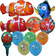 FINDING NEMO CLOWN FISH BALLOON BIRTHDAY PARTY BAG GIFT CENTERPIECE DECORATION