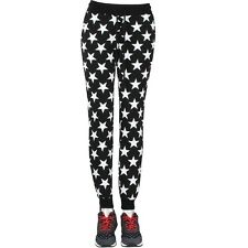 $68 Married To The Mob Women Mob Star Jogger Sweat Pants black