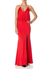 *SALE* BNWT Forever Unique Cammie Diamante Embellished Strap Maxi Dress RRP £220