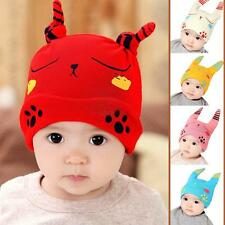 Unisex Baby Boy Girl Kid Toddler Infant Lovely Cotton Soft Cap Warm Hat