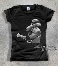 T-SHIRT Michael Jordan MJ NBA Chicago Bulls basketball Air His Airness cult