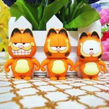 8GB 16GB 64GB 128GB USB 2.0 Garfield Figure Flash Memory Stick Drive Pen U Disk