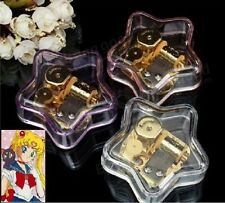3 DIFFERENT COLOURS OPTIONS  OF STAR WIND UP MUSIC BOX: YOU ARE MY SUNSHINE