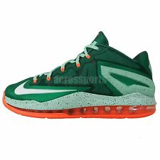 Nike Max Lebron XI Low 11 Air King James 2014 Mens Basketball 642849-313
