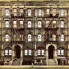 LED ZEPPELIN PHYSICAL GRAFFITI 40TH ANNIVERSARY REMASTERED EDITION CD X 2 NEW