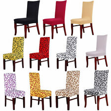 Dining Chair Covers Dining Room Chair Cover Protector Slipcover Decor