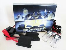 H11 5K 6K 8K 10K Xenon HID Headlights Conversion Kit for 2006-2016 Ford Fusion