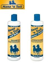 Mane N Tail Original Conditioner and Shampoo Shiny Manageable Hair UK SELLER