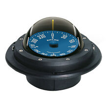 Ritchie RU-90 Voyager Marine Boat/Sailboat Compass Flush Mount Black RU90