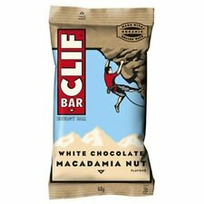 Clif Nutrition Bars - In 6 Flavours - Box of 12