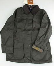 Barbour Classic Beadnell Ladies Wax Jacket LWX0244 - Retail $399.00 NEW!!