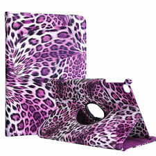 Sex Leopard 360 Rotating Smart Leather Case Cover Stand For iPad Pro Air Mini US