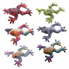 Frog Sand Animal PaperWeight Desk Ornament 10cm