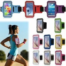 Fashion Sports Running Gym Fitness Armband Waterproof Arm Case Cover For Samsung
