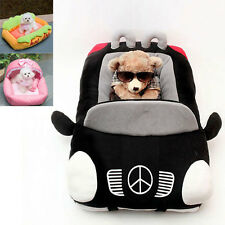 Lovely Cozy Puppy Soft Warm Dog Cat Kitten Pet Bed Cushion Mat Basket House