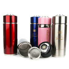 Quantum Alkaline Water Cup Energy Nano Ionizer Flask Cups Bottle with Carry Bag