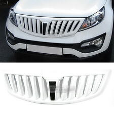 Front Hood Radiator Tuning Grille Cover painted for KIA 2011 - 2016 Sportage R