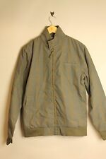 VOLCOM A153550 NAYLOR JACKET MEN PLD BROWN WITH BLUE CHECK NAYLOR JACKET NEW
