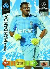 PANINI UEFA CL 2010-11 - OLYMPIQUE MARSEILLE - BASE + UPDATE CARDS - TOP MINT