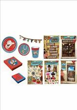 WAY OUT WEST COWBOY RODEO BARN DANCE WESTERN THEMED PARTY DECORATIONS TABLEWARE