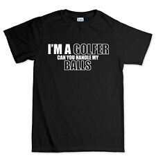 I'm a Golfer Golf Club Driver Left Right Handed T shirt - Funny Tee Top T-shirt