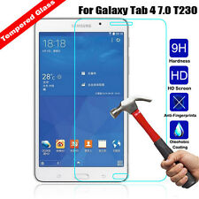 9H Real Tempered Glass Screen Protector Film Cover for Samsung Galaxy Tab Tablet