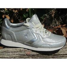 Shoes Converse Auckland Racer OX 552686c woman Glitter Silver Limited Edition