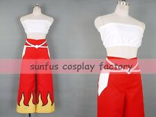 Halloween FairyTail Erza Scarlet Eru S-Class wizards Costume Cosplay Game
