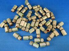 CMLY YELLOW LIGHT IND. 1 SOLDER LUG BULB T-1/34 SOME MAY HAVE CORROSION NOS