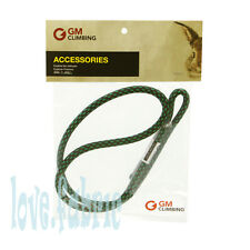 GM CLIMBING PRUSIK Sewn Eye to Eye / Sewn LOOP 8mm Dia. Prusik Cord Rope 4500lb