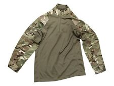 BRITISH ARMY UNDER BODY ARMOUR COMBAT SHIRT - MTP - UBACS - USED - SIZE LARGE