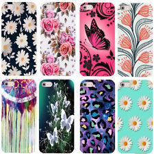 pictured gel case cover for apple iphone 5 mobiles z43 ref