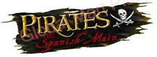 Pirates PocketModel Constructible Game Pirates of the Spanish Main (Unl) Wizkids