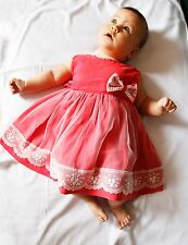 Handmade Baby Girl Dress Newborn Baby Dress Infant Outfit Toddler Baby Clothes