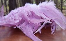US Light Mauve Pink Feathers wholesale bulk lots craft chicken