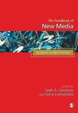 Handbook of New Media by Leah A. Lievrouw (2006, Paperback, Student Edition...