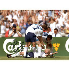 Paul Gascoigne – Dentist Chair - Euro 96 Goal v Scotland - Signed print