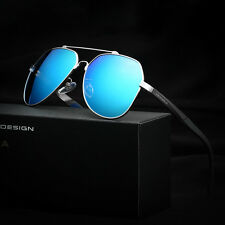 New Mens Polarized HD Outdoor Sports  Sunglasses Driving Glasses Eyewear Shades