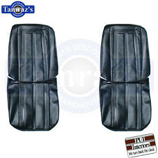 1966 Chevy II Nova SS Front Bucket Seat Covers Upholstery PUI New