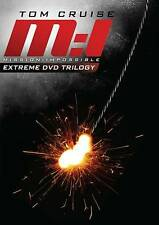 Mission: Impossible - Extreme DVD Trilogy (DVD, 2011, 3-Disc Set)