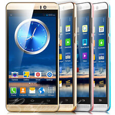 "5"" Unlocked Android Cell Phone Dual Core Sim 3G GSM GPS T-Mobile AT&T Smartphone"