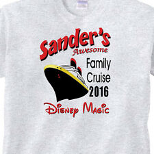 "2017 FAMILY VACATION T-Shirts  ""Custom design"" Fast, Free Shipping"