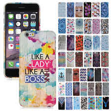 For Apple iPhone 6 4.7 inch Various Design SNAP ON Hard Protector Case Cover